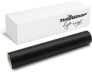 TECKWRAP カッティングシート マット(艶消し) ブラック(黒) 300cm×30cm……
