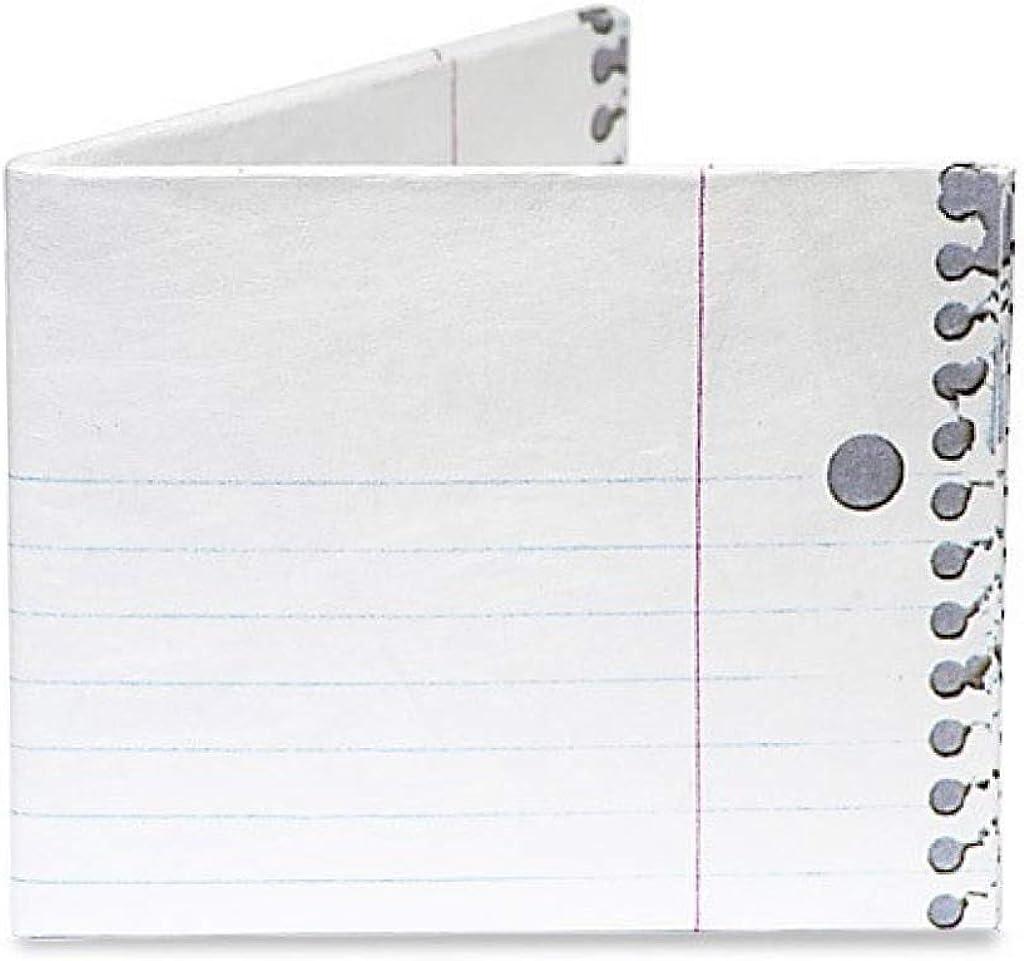 Mighty Wallet | Notebook Tyvek Wallet | 3 ring binder paperwallet | Slim Wallet | 3 Ring Binder