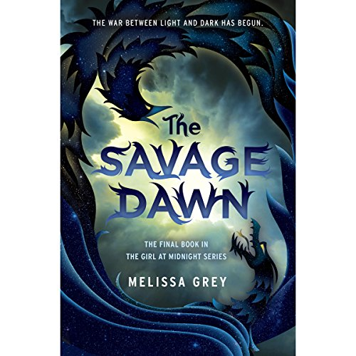 The Savage Dawn audiobook cover art