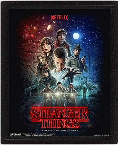 Funko Pop! - Stranger Things, Poster 3D One Sheet (Windows)