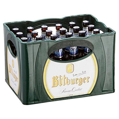 Bitburger 0.0% Pils Alkoholfrei MEHRWEG (24 x 0.33 l)