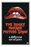 Close Up The Rocky Horror Picture Show Poster Lippen
