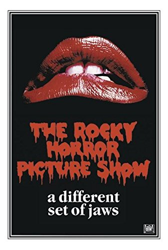 Close Up The Rocky Horror Picture Show Poster Lippen (68,5cm x 101,5cm) + Ü-Poster