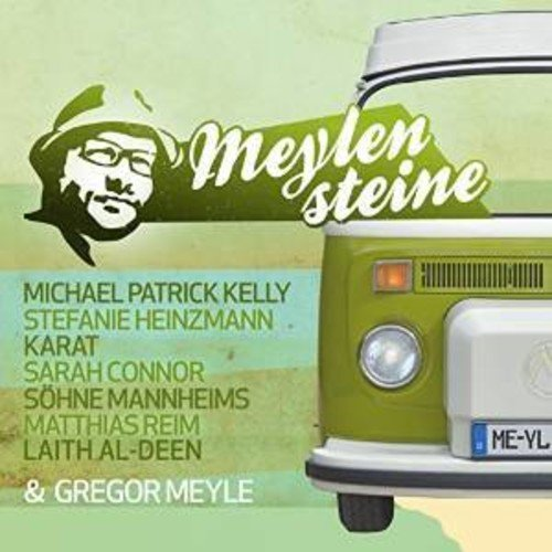 Various: Gregor Meyle präsentiert Meylensteine (Audio CD (Standard Version))