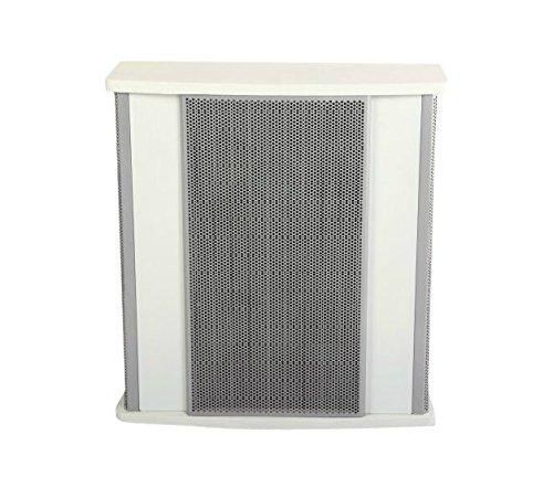 Wood's ELFI900 70W 30dB Gris, Color blanco - Purificador de aire (900 m³/h, 30 dB, 160 m³, 99,98%, 555 m³/h, 552 m³/h)