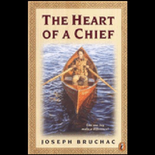 Heart of a Chief audiobook cover art