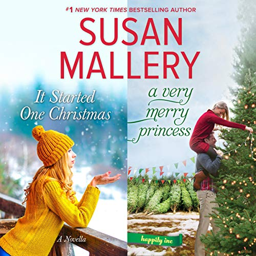 Couverture de It Started One Christmas & A Very Merry Princess