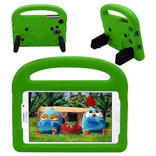 J&H - Funda protectora para Samsung Galaxy Tab 3 Lite 7.0 con mango antideslizante de espuma EVA con soporte para niños, a prueba de golpes para Samsung Galaxy Tab 3 Lite 7.0 [SM-T110/SM-T113]