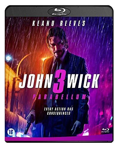 John Wick 3 Parabellum [Blu Ray]