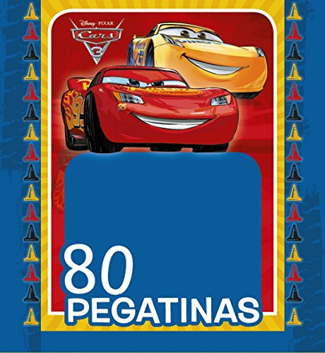 Cars 3. Pegatinas Disney (Hachette Infantil - Disney -...