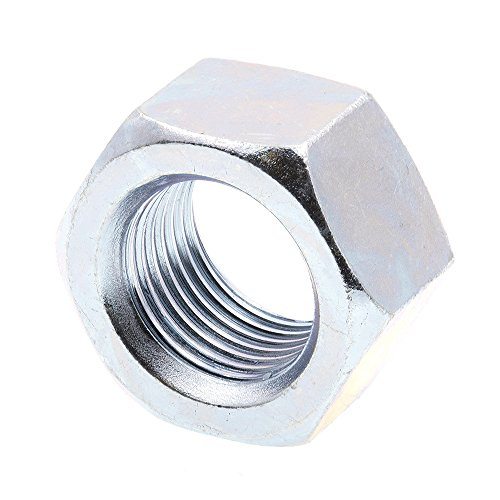 Prime-Line 9086713 Finished Hex Nuts, Grade 5, 5/8 in.-18, Grade 5 Zinc Plated Steel, 10-Pack