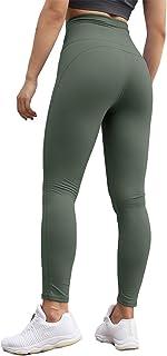 Women's High Waist Yoga Pants Tummy Control Power Flex Workout Running Leggings