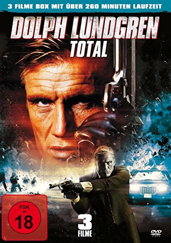 Dolph Lundgren-Total (3 Filme)