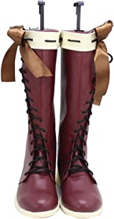YuanCos Violet Evergarden Auto Memories Doll Leidenschaftlich's Soldier Maiden Cosplay Boots Shoes X002