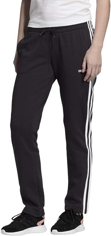 adidas Women's Essentials 3-Stripes Fleece Pants