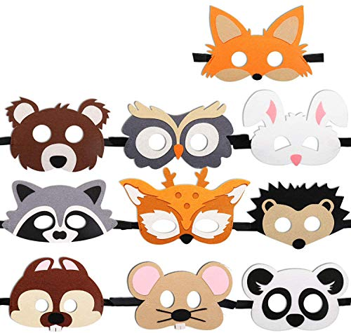 Puppy Party Masken,Paw Dog Masken,Geburtstag Augenmaske,Charakter Masken,Halbmasken Kinder,Tiermasken,Augenmaske Kinder,Cosplay Party Masken,Kinder Masken (A)