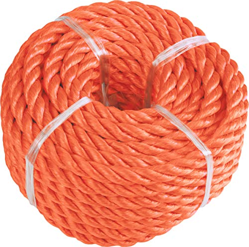 Windhager Corde en polypropylène Orange