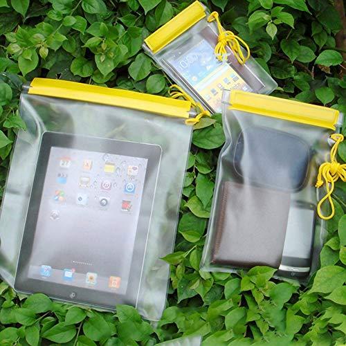Bolsas impermeables transparentes para cámara