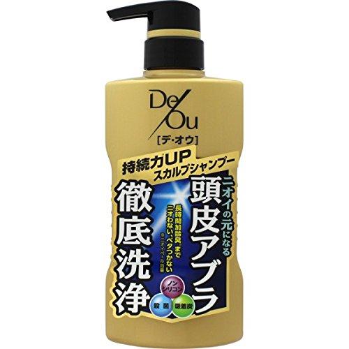 デ・オウ 薬用スカルプケアシャンプー 400ml 【医薬部外品】