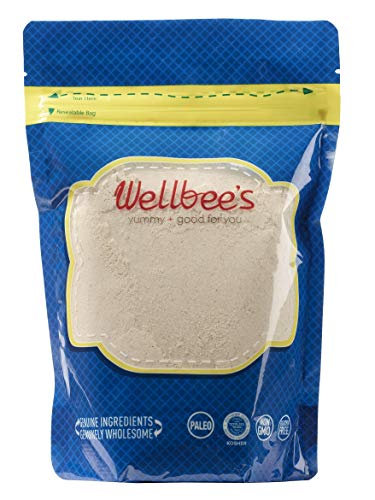 Wellbee's Organic Lentil Flour - Pre-soaked & Pre-rinsed - 1 LB