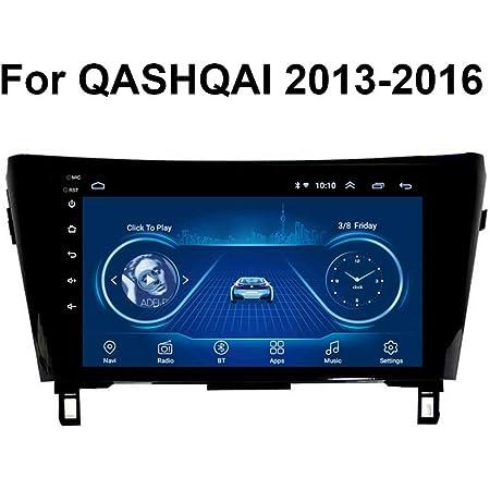 10 1 Zoll Radio Gps Navigation Headunit Android 8 1 Autoradio Für Nissan X Trail Qashqai J10 J11 2014 2015 2016 2017 Unterstützung Wifi Usb Bluetooth Lenkradsteuerung Küche Haushalt