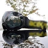 ZHANGNIN 2019 New ski Goggles Men and Women ski Goggles UV400 Protective Snow