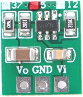 Moduł Boost, moduł konwertera Boost Mini konwerter DC-DC Boost moduł napięcia step-up 3,7 V, 5 V, 12 V (5 V)