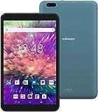 Tablet 8-Pulgadas Android 9.0 WiFi - Winnovo PC Tablets Quad Core CPU 2GB RAM 32GB ROM HD IPS 2.0MP+5.0MP Cámara Bluetooth GPS FM (Azul)