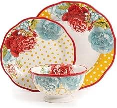 The Pioneer Woman Blossom Jubilee 12-Piece Dinnerware Set