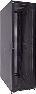 server rack glass door