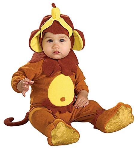 Déguisement singe bébé - 6 à 12 mois
