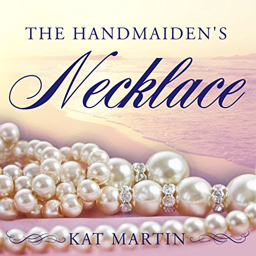 The Handmaiden's Necklace audiobook cover art