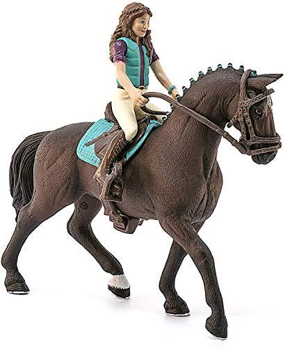 SCHLEICH Horse Club Spielset - Lisa und Storm
