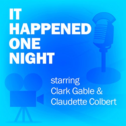 It Happened One Night audiobook cover art