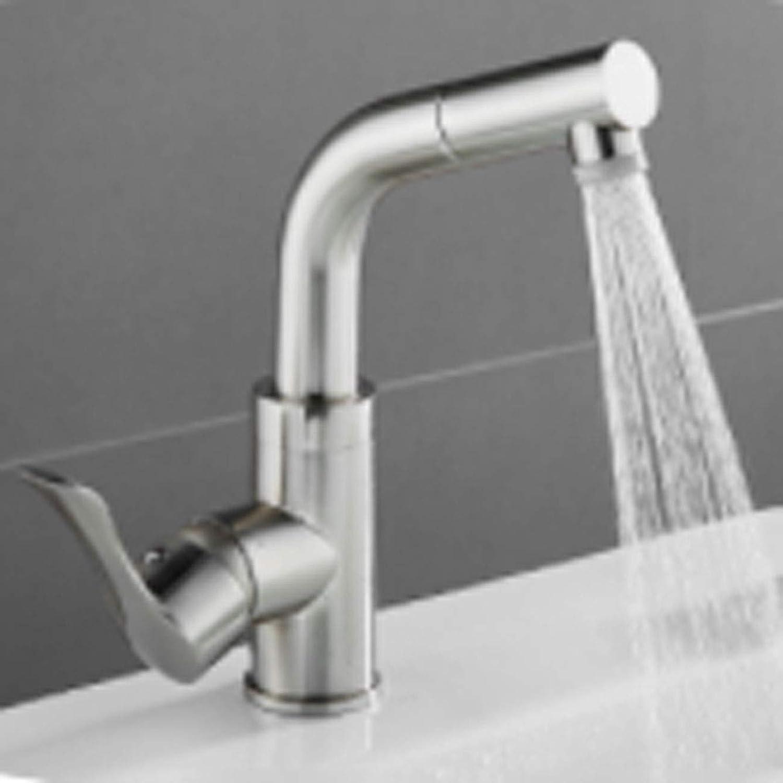 Giow Spültischarmaturen Moderne Handwerk Becken heier und kalter Zug Becken waschbecken einlochmontage waschbar Wasserhahn Wasserhahn (Farbe  Zeichnung)