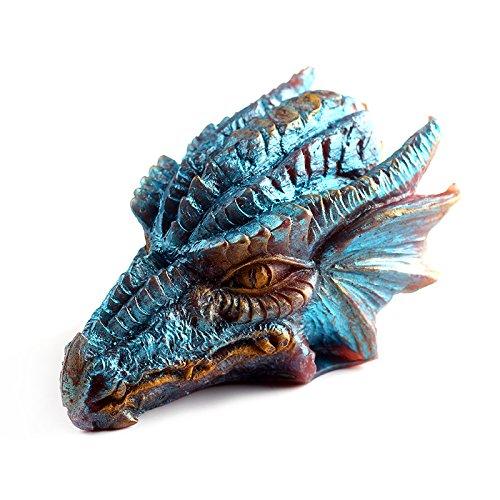 Nicole 3D-Drachen-Silikonform für Seife, Handarbeit, Kunstharz, Ton, Dekorationswerkzeug