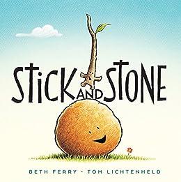 Stick and Stone by [Beth Ferry, Tom Lichtenheld]
