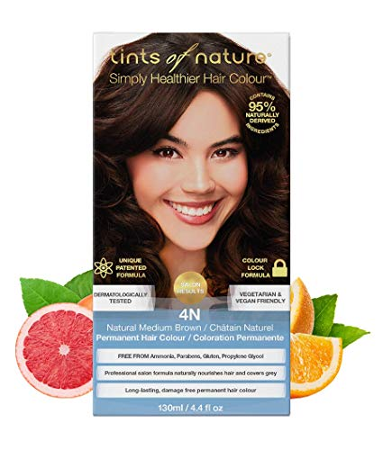 Tinte natural para cabello Tints of Nature