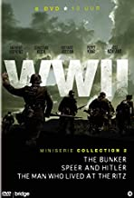 WWII Collection 2 (3 Mini-series) - 6-DVD Box Set ( The Bunker / Speer & Hitler (Speer und er) / The Man Who Lived at the Ritz ) [ NON-USA FORMAT, PAL, Reg.2 Import - Netherlands ]