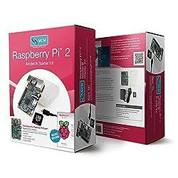 Raspberry Pi 2 Model B Starter Kit