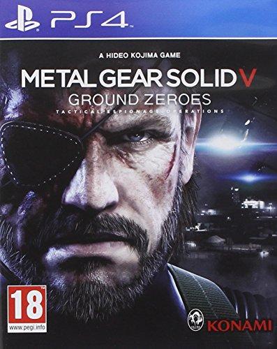 Metal Gear Solid V: Ground Zeroes [Importación Francesa]