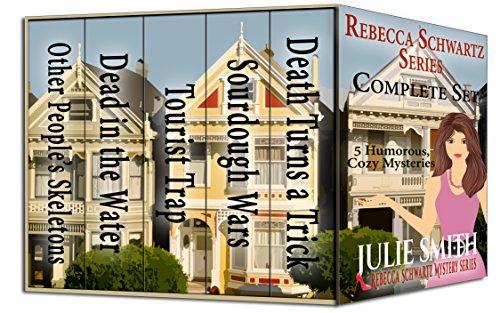 Rebecca Schwartz Complete Set: Five Funny Cozy Mysteries