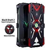 Forhouse Funda para Xiaomi Black Shark 2, Fina de Silicona Carcasa Flexible Ligero TPU Fundas [Antideslizante] [Resistente a arañazos] - (Rojo)