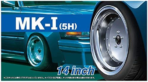 1/24 ザ・チューンドパーツ No.67 マークI(5H) 14インチ