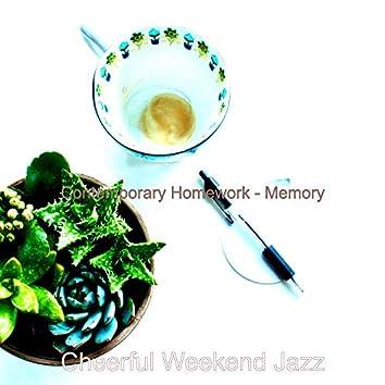 Contemporary Homework - Memory