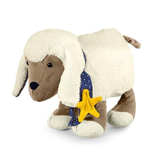 Sterntaler Spieltier Stanley, Alter: Für Babys ab der Geburt, 38 cm, Weiß