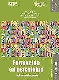 Formación en Psicología: Debates en Antioquia