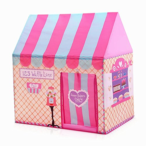 Benebomo Tenda per Bambini, casetta per Bambine e Bambini, Tende da Gioco Giardino Interno o all'aperto per Il Regalo del Bambino
