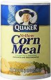 Quaker Yellow Corn Meal 24 oz....