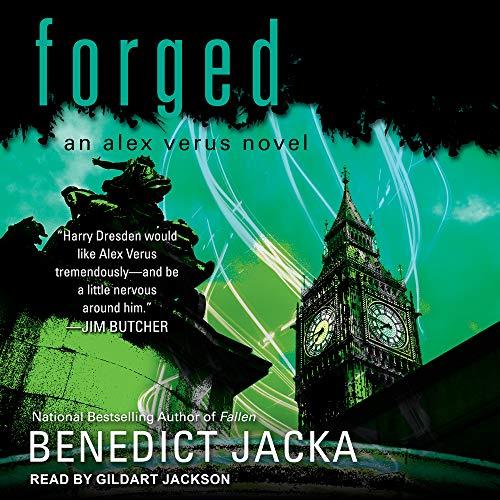 Forged (Alex Verus)